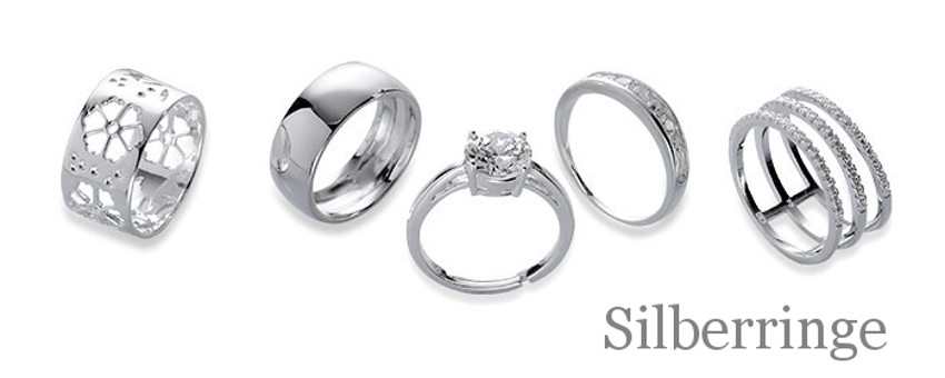 Silberringe Silberschmuck Blog