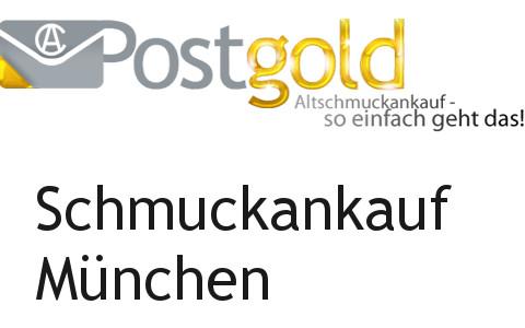 Schmuckankauf München