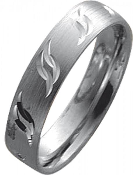 Ring in Silber Sterlingsilber 925/-, Rin...
