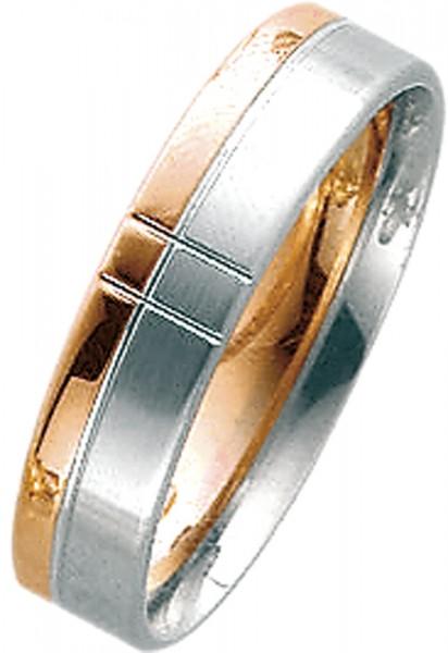 Ring in Silber Sterlingsilber 925/-, tei...