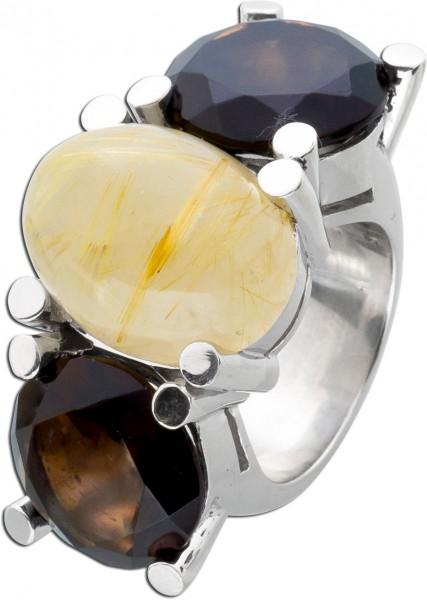 Antiker Ring 80er Jahre Sterling Silber ...