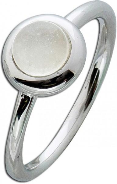 Mondsteinring – Silberring Sterlin...