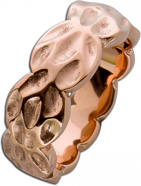 Ring Silber Sterling 925 Rosé vergoldet...