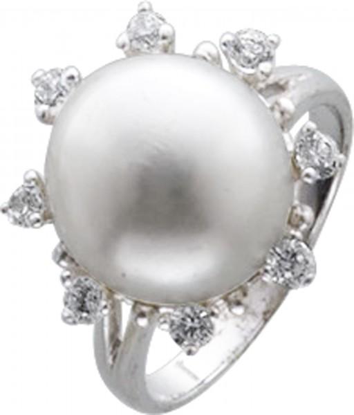 Ring in Silber Sterlingsilber 925/- mit ...