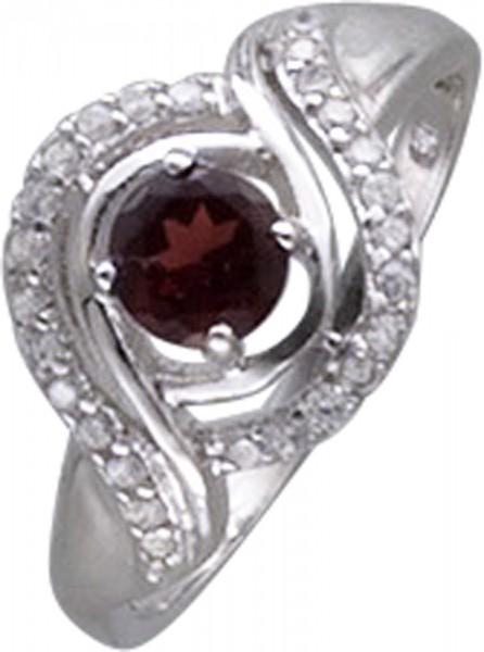Ring in Silber Sterlingsilber 925/-, mit...