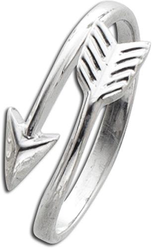Ring in Silber Sterlingsilber 925/-  Pfe...
