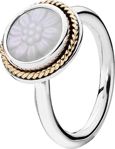 PANDORA Ring 190859MOP
