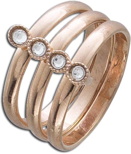Ring in Silber Sterlingsilber 925/- rose...