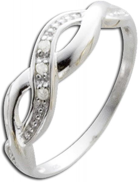 Ring aus Silber Sterlingsilber poliert m...
