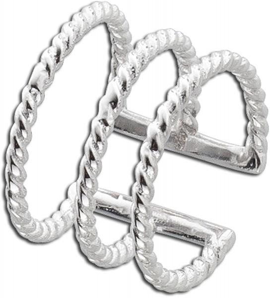 Damen Ring offen Silber 925 Silberschmuc...