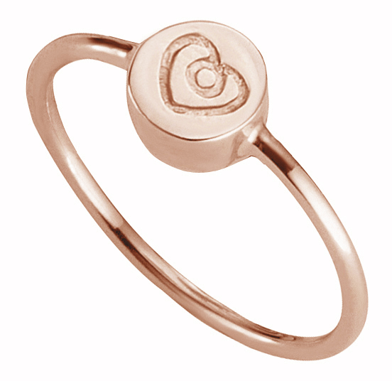 CAI love Sign in Ring Sterling Silber 92...