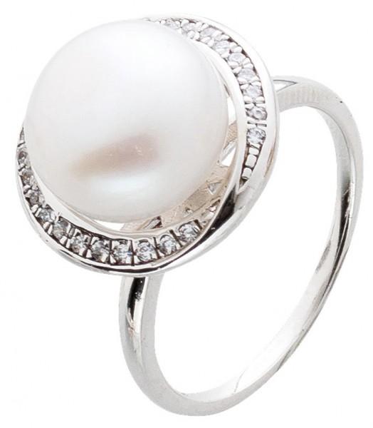 Ring Sterling Silber 925 mit Süßwasser...