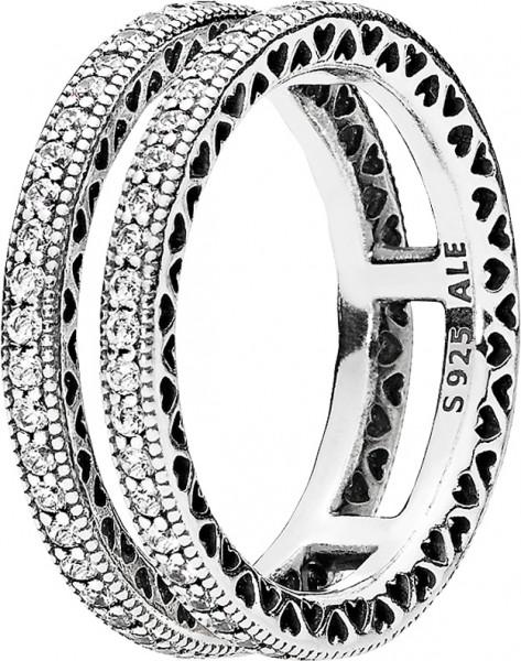 Pandora Ring 196236CZ Sterling Silber 92...