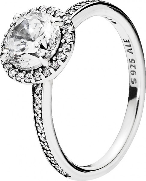 Pandora Ring 196250CZ Sterling Silber 92...