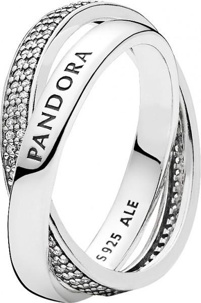 Pandora Ring 196547CZ Sterling Silber 92...