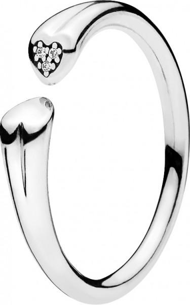 PANDORA SALE – Ring 196572CZ Zwei ...