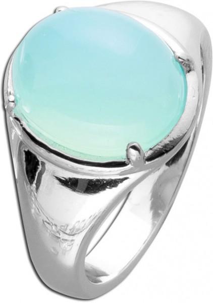 Edelsteinring blau Ring Silber 925 Mintf...