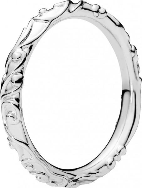 PANDORA SALE Ringe 197690 Regal Beauty Silber 925