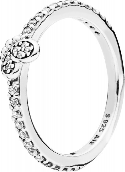 PANDORA SALE Ring 197948CZ Bedazzling Butterfly