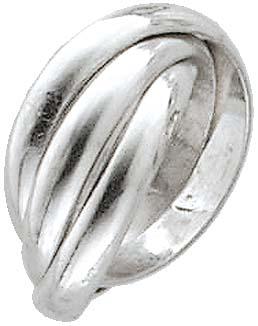 Ring in echtem Silber Sterlingsilber 925/- , poliert, in den Größen 16 – 22 mm erhältlich, Breite 13 mm, Stärke 1,5 mm. Ein absoluter Hingucker! Der Bestpreis von Deutschlands größtem und günstigstem Schmuckverkäufer Deutschlands!