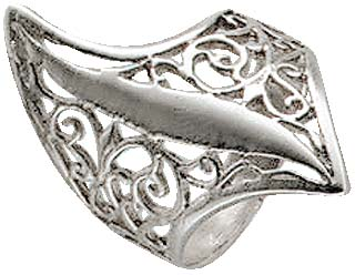 DesignerRing im PANDORA look aus echtem 925/- Silber Sterlingsilber rhodiniert (Weißgoldlook), oxydiert und hochglanzpoliert,  Umfang 27,06mm, Breite ca. 3,97mm, Stärke ca. 0,95mm. Erhältlich in den Größen 16-20mm. Premiumqualität von Deutschlands größtem