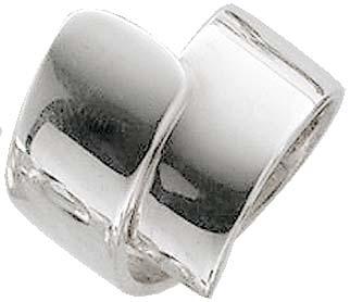 Ring in echtem Silber Sterlingsilber 925/- , poliert mit einem Durchmesser von ca. 20 mm, Ringstärke 1 mm. In den Größen 16 mm, 19 mm und 20 mm erhältlich. Ein absoluter Hingucker – dies nur bei Ihrem Topjuwelier aus Stuttgart. Der Bestpreis von Deutschla