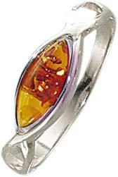 Silberring. Ring mit echtem, wunderschö...