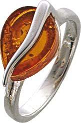 Ring aus Silber Sterlingsilber 925/- mit einem Bernstein, Ringkopfgröße: ca. 9,0×15,7 mm, Ringschiene ca. 2,9 mm breit und 1,1 mm stark, in Größe 16-20 mm erhältlich. Absolute Spitzenqualität zum Toppreis aus dem Hause Abramowicz, der Juwelier Ihres Vertr