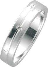 Trauring / Freundschaftsring in Silber S...