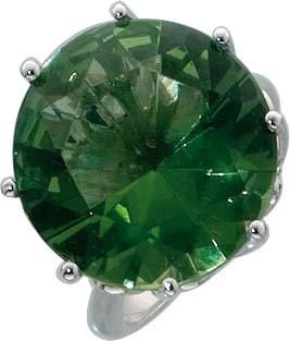 Silberring. Traumhafter Ring handgefasst...