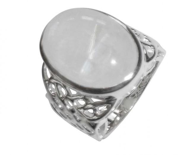 Silberring. Traumhaft schöner Ring Grö...