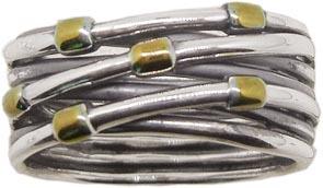Denmark DesignRing Sterling Silber 925 p...