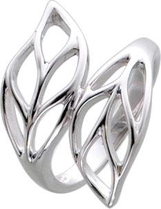 Silberring Blumenmotiv Sterling Silber 9...